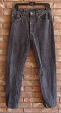 Vintage Levi's Black 501-0658 33/30 (32/29) Made in USA