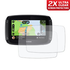 TOMTOM RIDER 500 / 550  Dashboard Screen Protector 2 x Ultra Clear