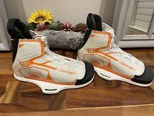 O'Brien water ski shoes orange white size 7-12 Water Sport