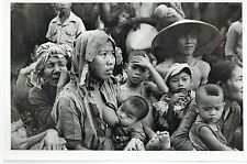PHOTO REPORTAGE - Sud Annam Région Qui Nhon  Ankhe Indochine 06/021953