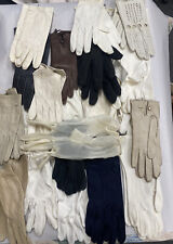 Lot Of 20+ Vintage Gloves Petite For Crafting/ReSale/Use