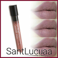 ME NOW LIP GLOSS NUDE PINK NATURAL MATTE LONG LASTING PINKISH NUDE MUA ELF 18