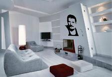 Freddie MERCURY Ritratto-Wall Art Decalcomania Sticker
