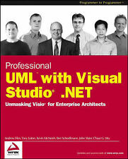 Professional UML with Visual Studio .NET-ExLibrary