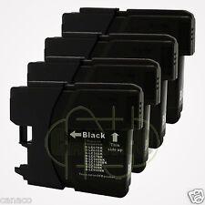 4 Black LC61 ink LC61BK LC-61BK LC 61 BK Black ink