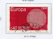 TIMBRE FRANCE OBLITERE N° 1637 EUROPA