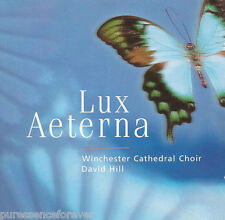 WINCHESTER CATHEDRAL CHOIR - Lux Aeterna (UK 16 Tk CD Album)
