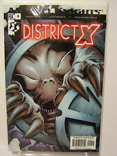 Marvel District  X number 9 Resealable Comic Bag and Board