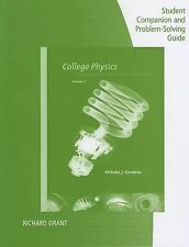 College Physics : Reasoning and Relationships by Nicholas Giordano (2010,...