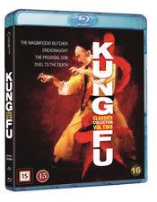Kung Fu Classics Collection Vol 2 Blu Ray (Region B)