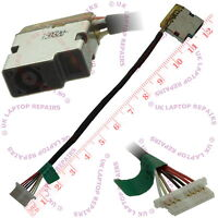 HP 15-ac107na DC Power Jack Charging Port Cable Connector Wire