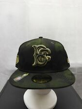 NWS Brooklyn Cyclones Armed Forces Day New Era 5950 Hat 7 3/8 MiLB