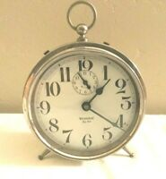 Vintage Antique Westclox Big Ben 1919 Patent Peg-Leg Alarm Clock Original Works!