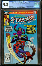 Spider-Man and his Amazing Friends #1 NM/M - Near Mint/Mint (CGC 9.8)
