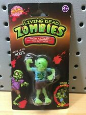 Vintage LIVING Dead Zombies (Brain Dead) Grow A Zombie PROTOTYPE - NIP- Toy Fair
