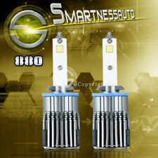 880/881 H27W/2 800W Mini-Size CSP HeadLight Kit Bulbs LED Fog Light White 6000K