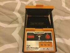 Nintendo Game & Watch Panorama Screen Snoopy Works Great