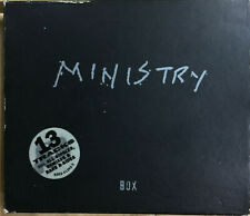Ministry Box Set - 3 CD Collection