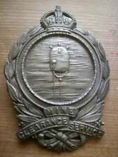 British Navy, MINE CLEARANCE SERVICE, Badge