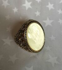 Opal Statement Fashion Rings