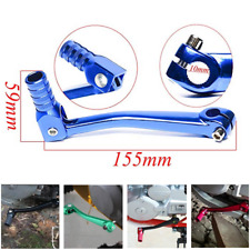 Blue Folding Gear Shift Lever Parts Shifter For Honda xr50 crf50 70 and 50-125cc