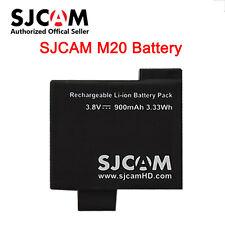 Original SJCAM M20 900mAh Li-ion Battery for M20 2 Piece Battery In The Package