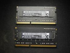 8GB 1867MHz DDR3 SDRAM - two 4GB (iMac 5K original parts)