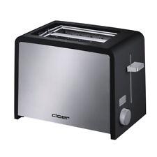Cloer 3210 - 2-Scheiben-Toaster mit Sensorelektronik und Brötchenaufsatz