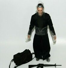 """HOT TOYS THE MATRIX NEO MMS466 NEO 12"""" FIGURE WEAPONS BAG & MORE GEM NEW"""