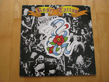 Rose Tattoo First Album Angry Anderson Wea 58144 Records Germany 1980 Vinyl