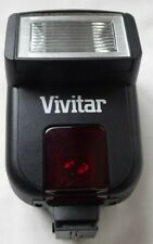 Vivitar DF-22 Digital Flash for Canon Auto Focus DSLR camera's  ( E-TTL / 11 )