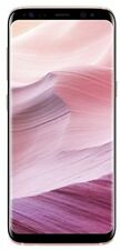 Samsung Galaxy S8 Sim Free 64GB Android Unlocked Smartphone - Rose Pink