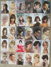 LOT 30 INSPIRE MINI STEP-BY-STEP HAIRSTYLING TECHNICAL COSMETOLOGY BOOKLETS