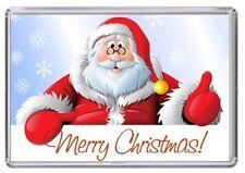 Merry Christmas Xmas Fridge Magnet 11