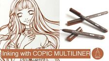 Copic Markers - Inking Pens  Mutiliner Set