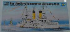 TRUMPETER® 05338 Russian Navy Tsesarevich Battleship 1904
