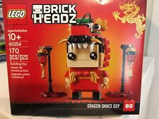 LEGO 40354 Brickheadz Chinese New Year Dragon Dance Guy 170pcs #80