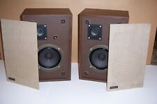 Nice Working Pair of Advent /3 Speakers - All Original and Great Sound!