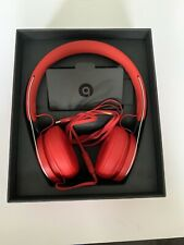 Authentic Beats By Dre Beats Ep - Preowned - Red - Wired Headphones