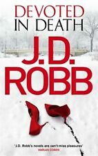 Devoted in Death by J.D.Robb (Nora Roberts) New paperback book