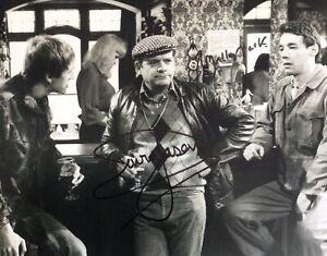 SIR DAVID JASON & ROGER LLOYD PACK SIGNED OFAH 10X8 PHOTO AFTAL#198