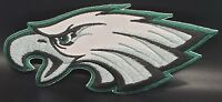 """Philadelphia Eagles """"Head""""~Embroidered Iron on Patch~Free Shipping from the USA~"""
