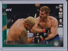 Stipe Miocic 2015 Topps UFC Chronicles Green Parallel #'d /288 Emerald Card