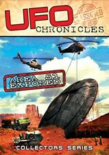 UFO Chronicles: Area 51 Exposed [New DVD]