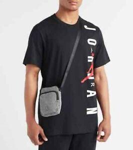 Nike Jordan Jumpman Airborne Air Crossbody Hip Festival Mini Bag Zip (Small)
