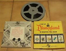 Collection - Film 8mm A Day At Disneyland (Rare USA)