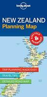 Lonely Planet - New Zealand Planning Map