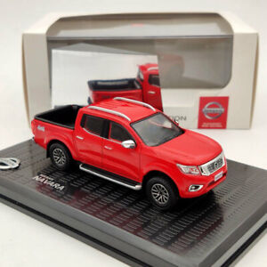 1/43 NISSAN Navara 4x4 Pickup Truck Red Diecast Models Car Limited Collection