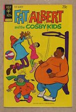 Fat Albert and the Cosby Kids #2 VF 8.0 1974 Gold Key