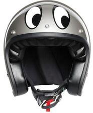 AGV X70 Multi Motorcycle Jet Helmet Montjuic Montjuic Silver Size XL